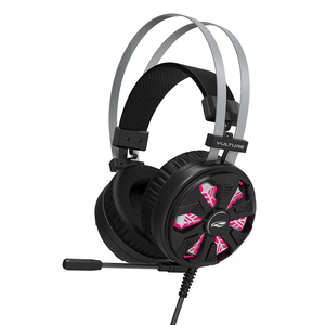 Headset-Gamer-VULTURE-Usb-7.1-Preto-PH-G710BK---C3Tech