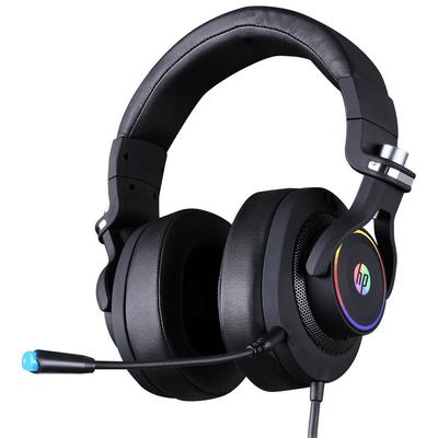 Headset-Gamer-H500GS-Usb-7.1-Preto---HP