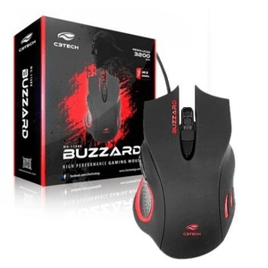 Mouse-Gamer-BUZZARD-MG-110BK-Usb-Preto---C3Tech