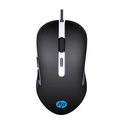 Mouse-Gamer-HP-G210-2400dpi-LED-Preto