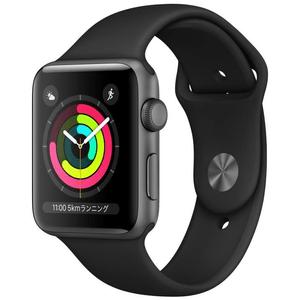 Apple-Watch-S3-42mm-GPS-Cinza-Espacial-c--Pulseira-PRETA---MTF32BZ-A