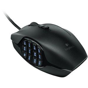 Voce-esta-em--Perifericos->-Mouse-Gamer->-Com-Fio->-Logitech-G->-Codigo--36686-Mouse-Gamer-Logitech-G600-MMO