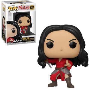 Funko-Pop-Mulan-Warrior-Disney
