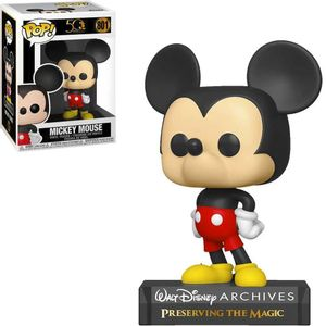 Funko-Pop-Mickey-Archives-Preserving-The-Magic