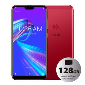 Smartphone-Asus-Zenfone-Max-Shot-Plus-Vermelho