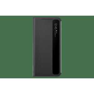 Capa-Protetora-Samsung-Galaxy-S21-Ultra-Smart-Clear-View-Preta