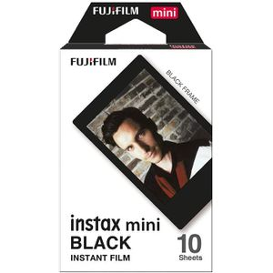 Filme-Instax-Fujifilm-Mini-Black-Com-10-Fotos