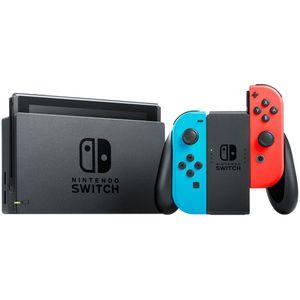 Console-Nintendo-Switch-Vermelho-e-Azul