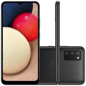 Celular-Samsung-Galaxy-A02S-32GBM-3GB-RAM-Octa-Core-Preto
