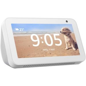 Alexa-Echo-Show-5-Smart-Speaker---Branco