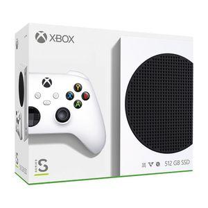 Console-Xbox-Series-S-512GB-SSD