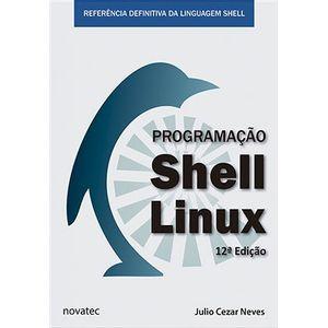 Programacao-Shell-Linux-12ª-Edicao