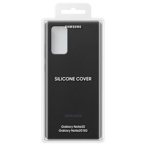 Capa-Samsung-Galaxy-Note-20-Silicone-Preta---EF-PN980TBEGBR